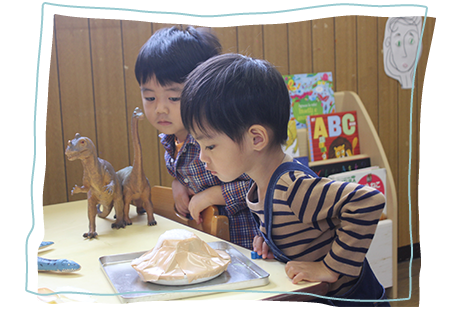 PONY CLASS 2歳児のための親子クラス